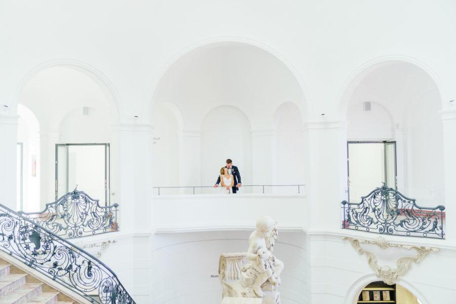 Im Leopold Hoesch Museum in Düren haben wir einige Hochzeitspaare auf ihrem großen Tag begleitet.